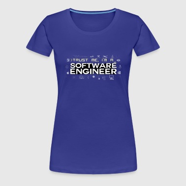 Software engineer - Women's Premium T-Shirt