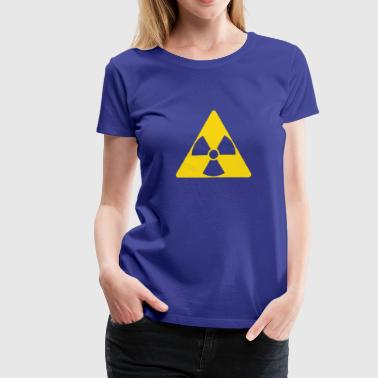 RADIOACTIVE - Women's Premium T-Shirt