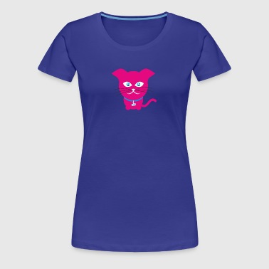 Cat Meow - Women's Premium T-Shirt