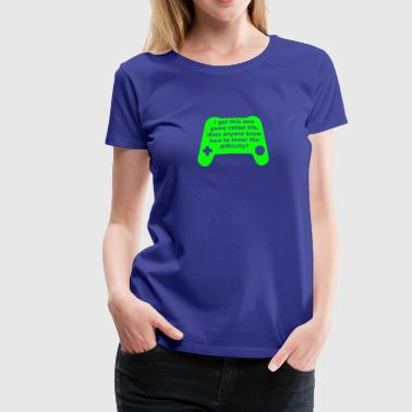 controler - Women's Premium T-Shirt