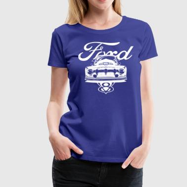 1952 Ford Pickup Shirt - Women's Premium T-Shirt