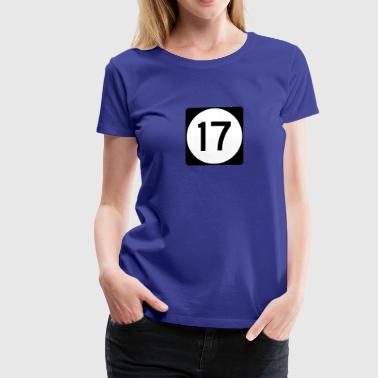NJ 17 - Women's Premium T-Shirt