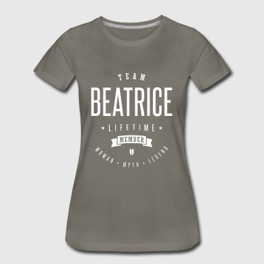 Beatrice - Women's Premium T-Shirt