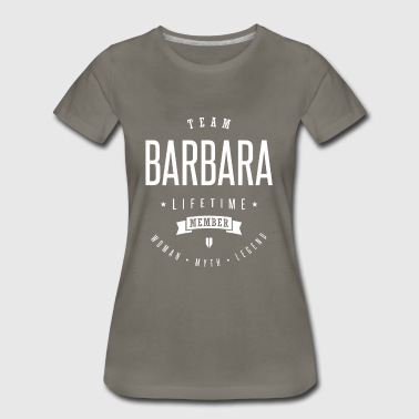 Barbara - Women's Premium T-Shirt