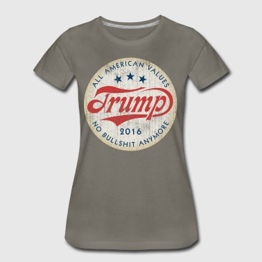 Trump2016 - Women's Premium T-Shirt