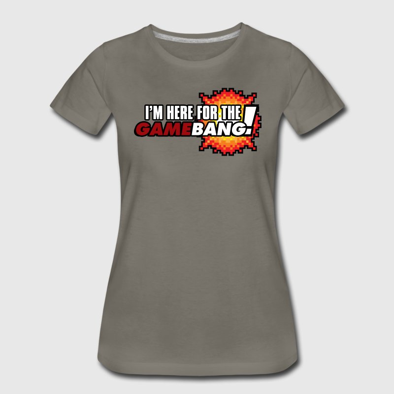 Patreon Exclusive Premium - Women's Premium T-Shirt