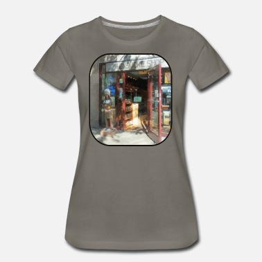 Parsippany Nj Hoboken NJ - Smoke Shop - Women's Premium T-Shirt