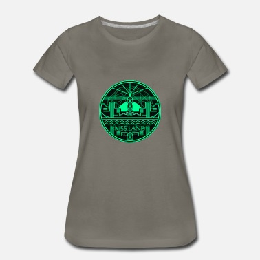 The Weeknd Kiss Land Logo The Weeknd - Women's Premium T-Shirt