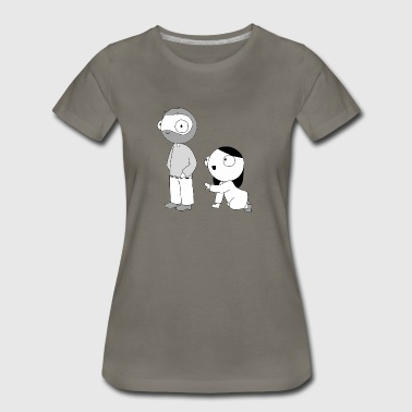 Catana Comic Catana Comic - Women's Premium T-Shirt