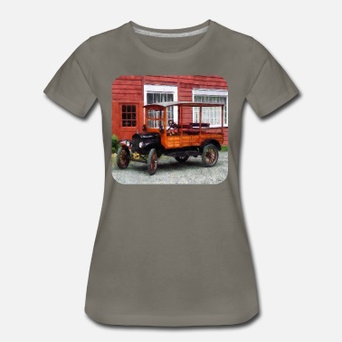 Station Wagon Model T Station Wagon - Women's Premium T-Shirt