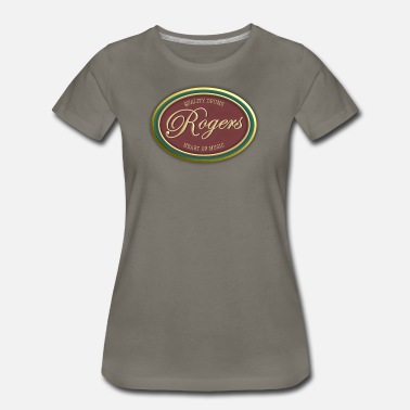 Mr Rogers Rogers - Women's Premium T-Shirt
