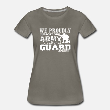 Army National Guard Army National Guard Soldier Shirt - Women's Premium T-Shirt