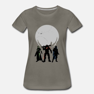 Destiny Game Destiny - Women's Premium T-Shirt