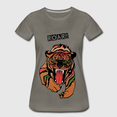 Roar - Women's Premium T-Shirt