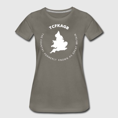 New England - Women's Premium T-Shirt