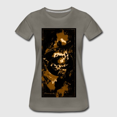 Y -  Brown - Women's Premium T-Shirt