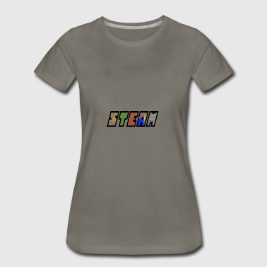 STEAM - Women's Premium T-Shirt