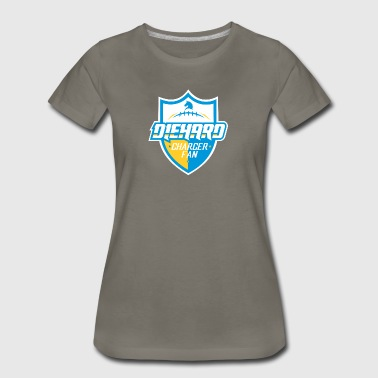DIEHARD CHARGER FAN - Women's Premium T-Shirt