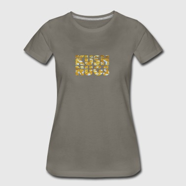 Love Kush Nugs - Women's Premium T-Shirt