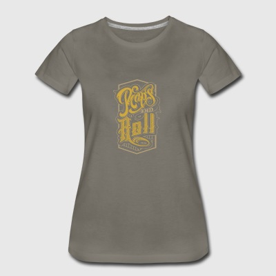 Raps and Roll - Women's Premium T-Shirt