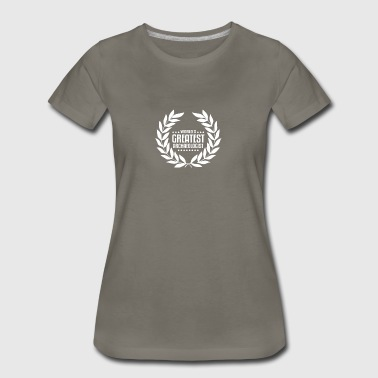 World's Greatest Archaeology Archaeologist - Women's Premium T-Shirt