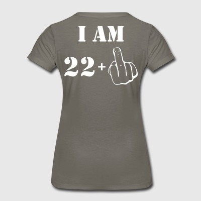 23rd Birthday T Shirt 22 + 1 Made in 1994 - Women's Premium T-Shirt