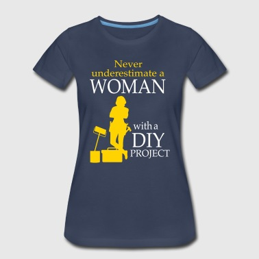 diy - Women's Premium T-Shirt