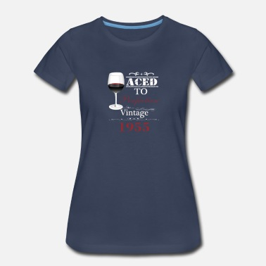 Aged To Perfection Aged To Perfection 1955 - Women's Premium T-Shirt