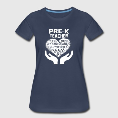 Pre-K Teacher - Women's Premium T-Shirt