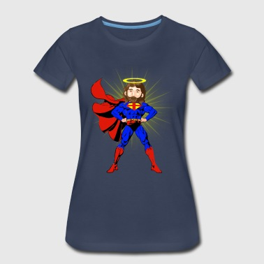 super jesus - Women's Premium T-Shirt