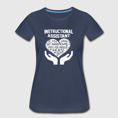 Instructional Assistant - Women's Premium T-Shirt