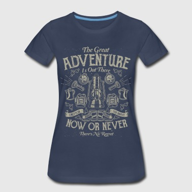 Road Trip The Great Adventure - Women's Premium T-Shirt