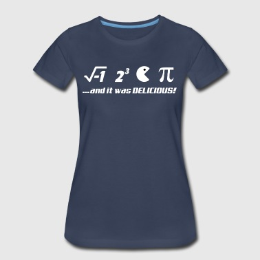 PI-IT WAS DELICIOUS - Women's Premium T-Shirt