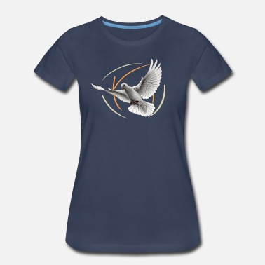 Paloma Dove - Women's Premium T-Shirt