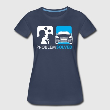 Audi Shirt Married - Women's Premium T-Shirt
