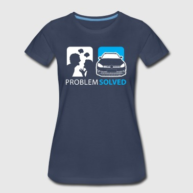 Problem Solved - Women's Premium T-Shirt