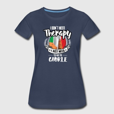 Sayings Travel Caorle Travel Shirt - Women's Premium T-Shirt