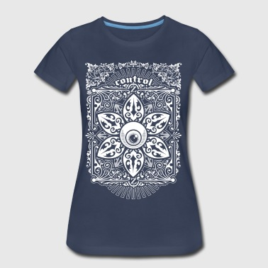 Organic Eye by Ctrl+Z Clothing - Women's Premium T-Shirt