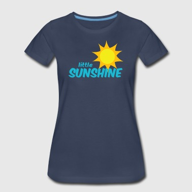 Little Sunshine Little sunshine - Women's Premium T-Shirt