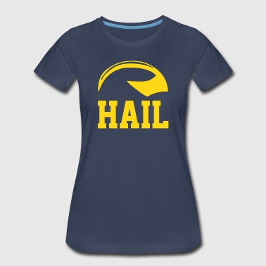 Hail MI - Women's Premium T-Shirt