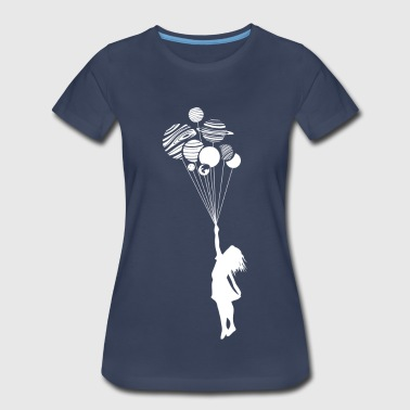 Fly Away with Me - Women's Premium T-Shirt