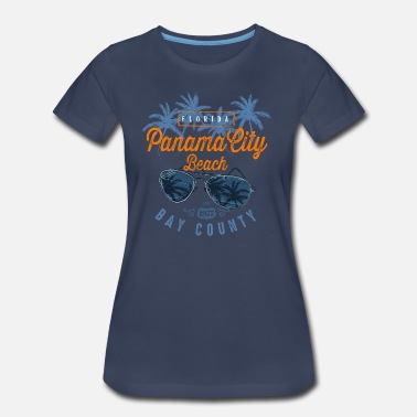 Panama City Beach - Women's Premium T-Shirt