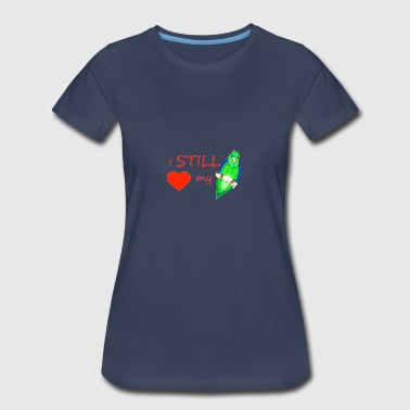 parrotlet-pain - Women's Premium T-Shirt