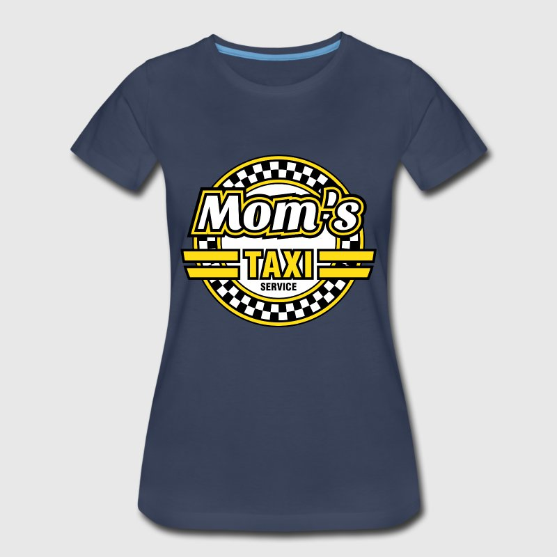 Mom's Taxi Service - Women's Premium T-Shirt