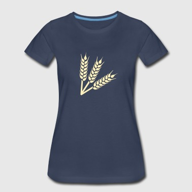 Wheat - Women's Premium T-Shirt