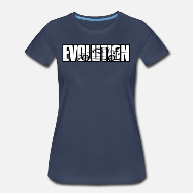Stancenation Evolution Lanc! - Women's Premium T-Shirt