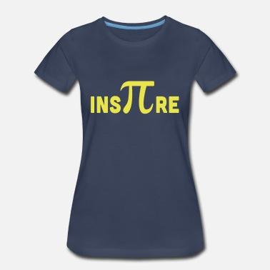 2ea099f0 Men's T-Shirt. funny_math_teacher. from $18.49. Math Teacher Pi. Inspire -  Women's Premium ...