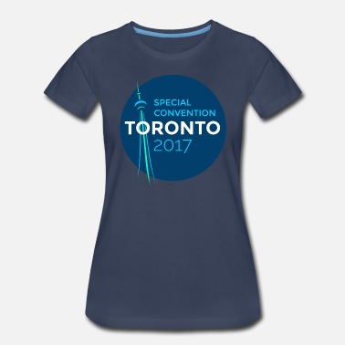 Jehovah 2017 Toronto Special Convention Shirts - Women's Premium T-Shirt
