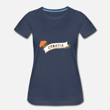 Adriatic Sea Croatia - Adriatic Sea Tee - Women's Premium T-Shirt