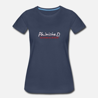 Doctor On Call Finished You Can Now Call Me Doctor Gift - Women's Premium T-Shirt